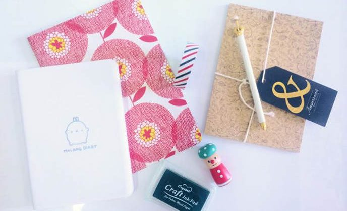 Ampersand Social Stationery