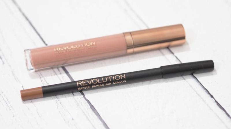 Revolution Makeup Retro Luxe Matte Lip Kit