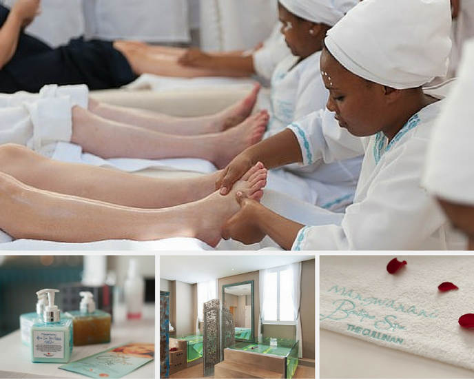 Mangwanani Spa Cape Town
