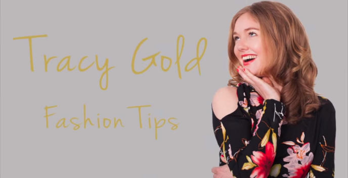Tracy Gold Fashion
