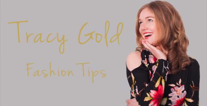Tracy Gold Fashion