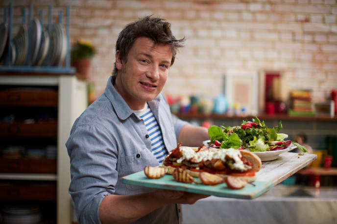 Jamie Oliver Opens Restaurant in Kommetjie