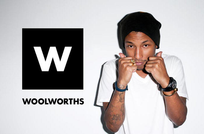 Pharrel Woolworths