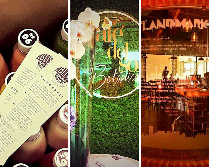 New restaurants in Joburg