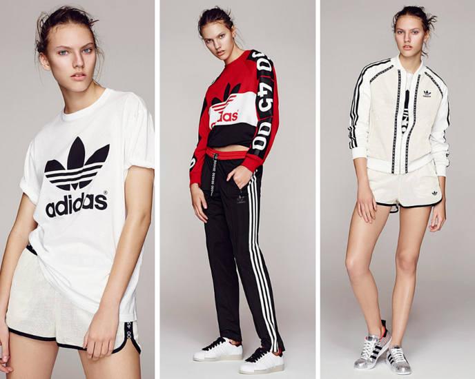 Adidas Topshop