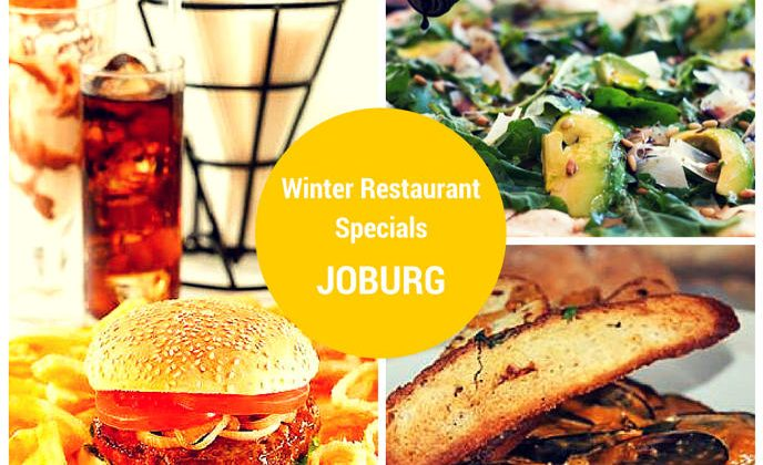 winter restaurant specials