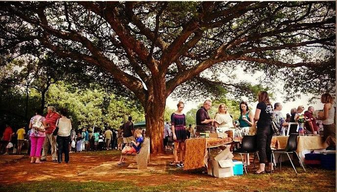 Pretoria Banting Market