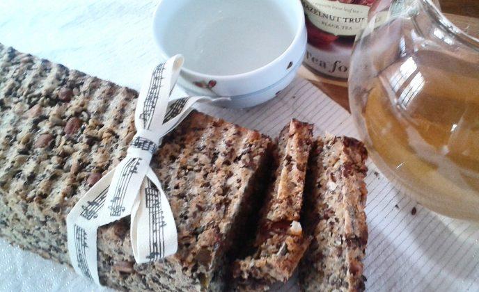 Healthy Seed Loaf