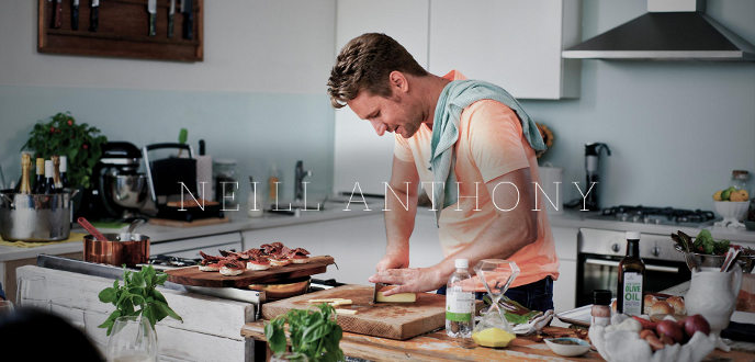 Neill Anthony Private Chef