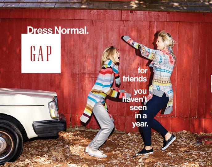 Gap Dress Normal