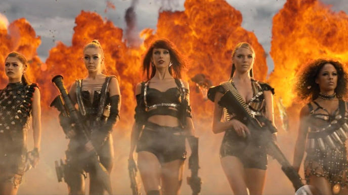 Taylor Swift Bad Blood