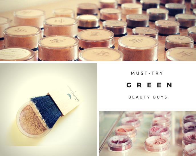 Green beauty buys