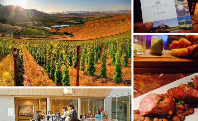 Anthonij Rupert wines