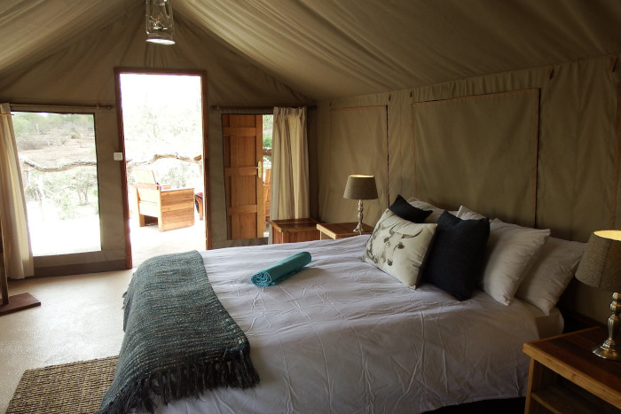 nDZuti tented camp