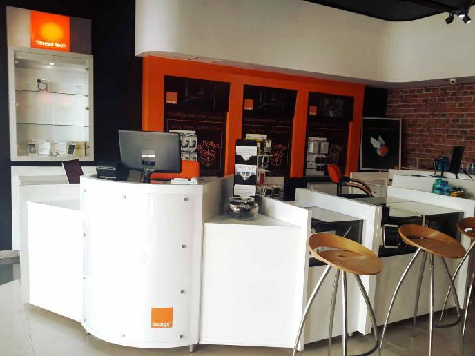 Orange Cape Town