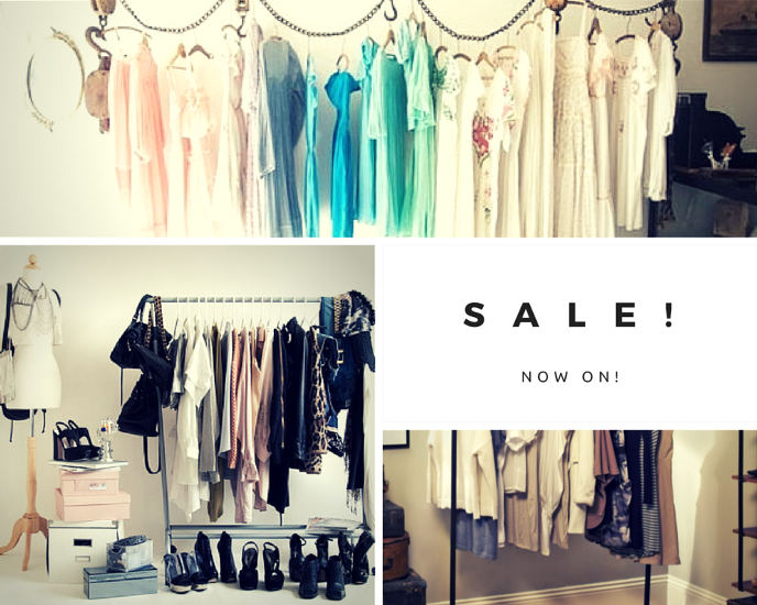 sale online clothing on