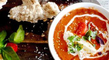 Belle's Patisserie Soup