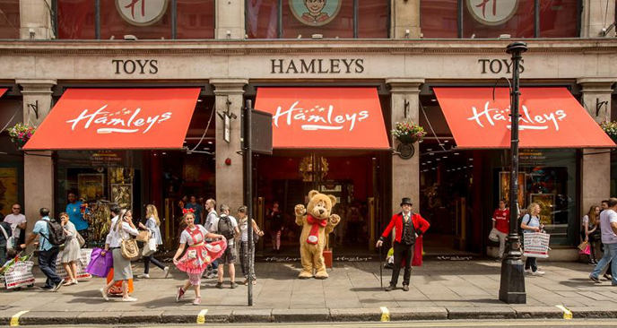 Hamley's Toys SA