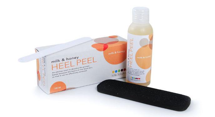 Milk Solutions Heel Peel