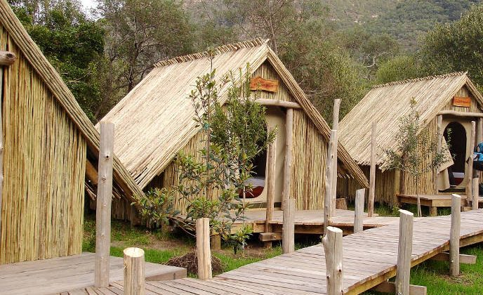 Hoerikwaggo Tented Camps