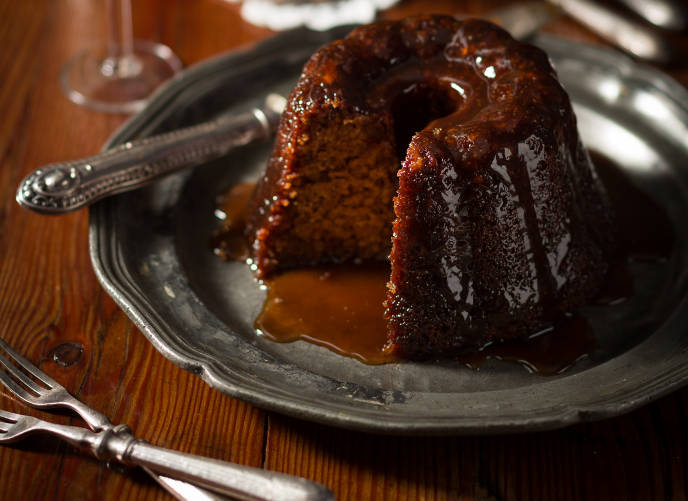 Sedgwick's Old Brown pudding