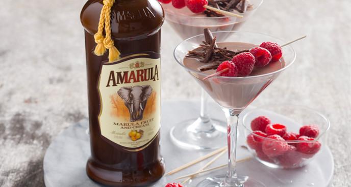 African Dusk Martini