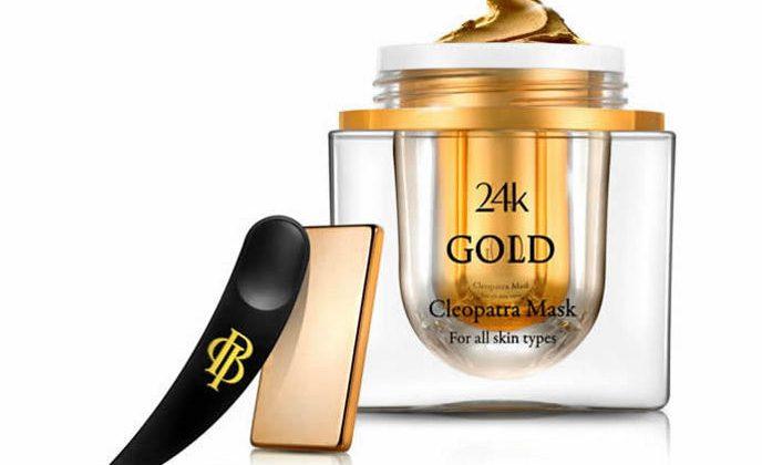 Black Pearl 24k Gold Facial