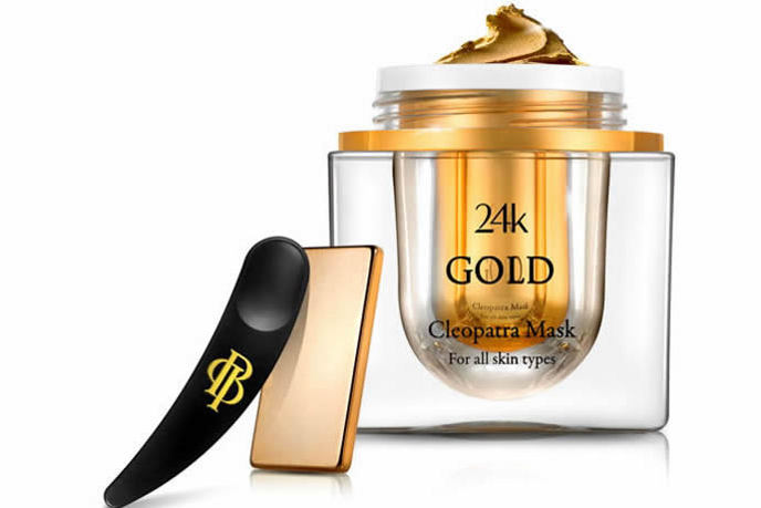 Black Pearl 24k Gold Facial