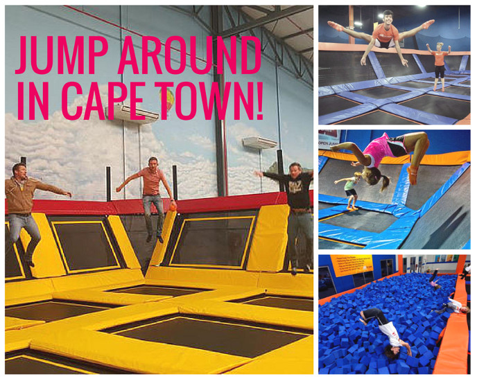Jump Around trampoline park