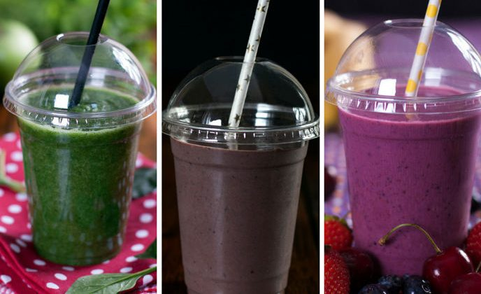Healthy smoothies