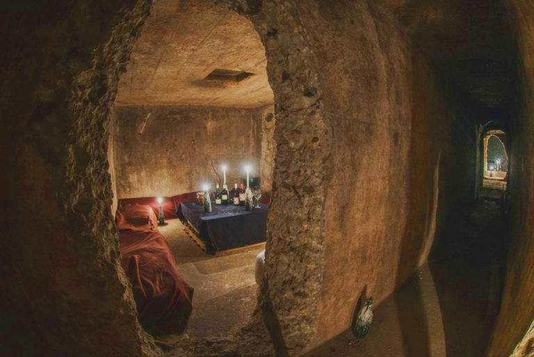 Weltevrede Underground Cellar: