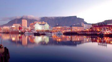 Cape Town weekened