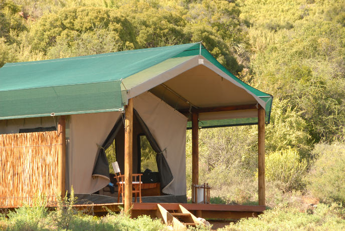 Gondwana Game Reserve Tented Camp
