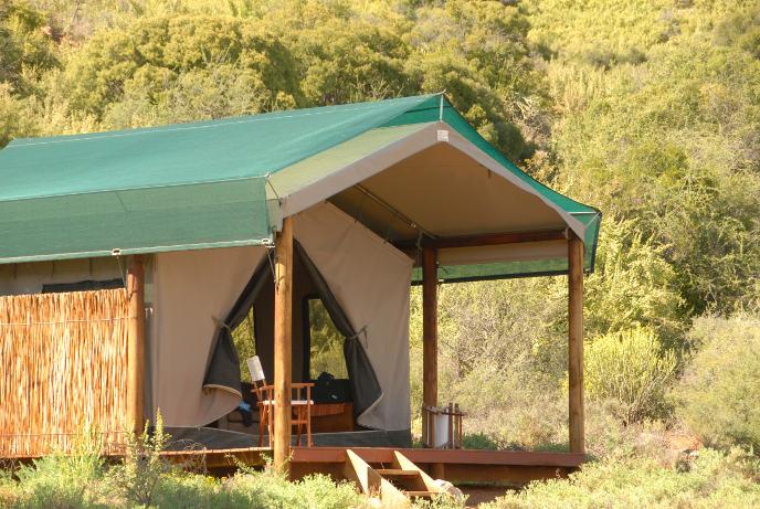 Gondwana Game Reserve Tented Camp