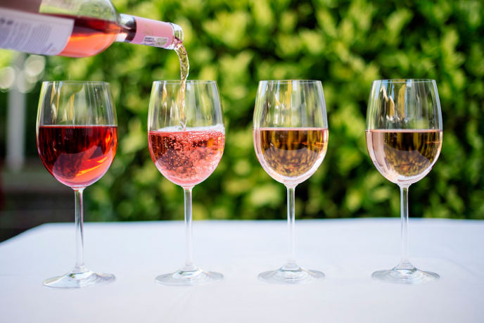 Top 10 Rosé Wines in South Africa!