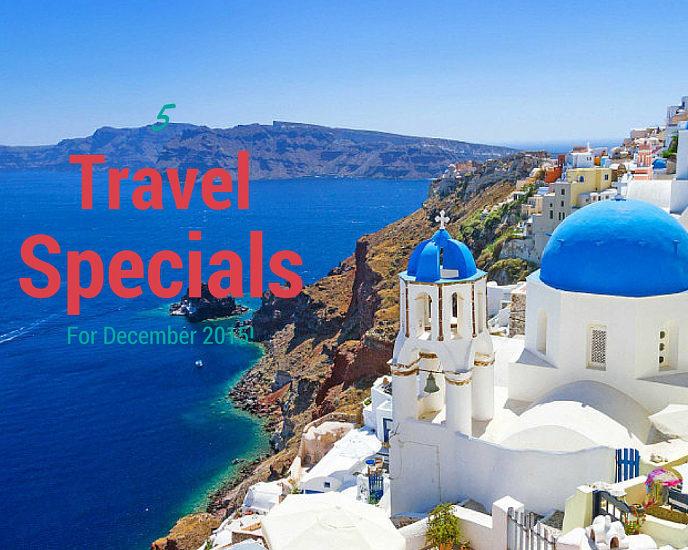 travel specials