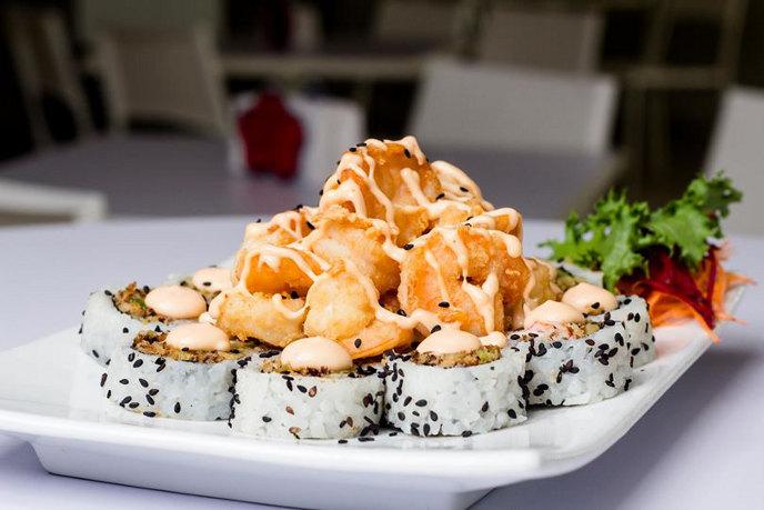 Hashi Sushi Rosebank