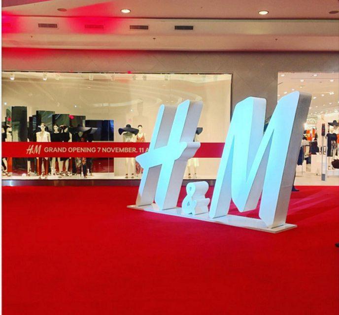 H&M Sandton City
