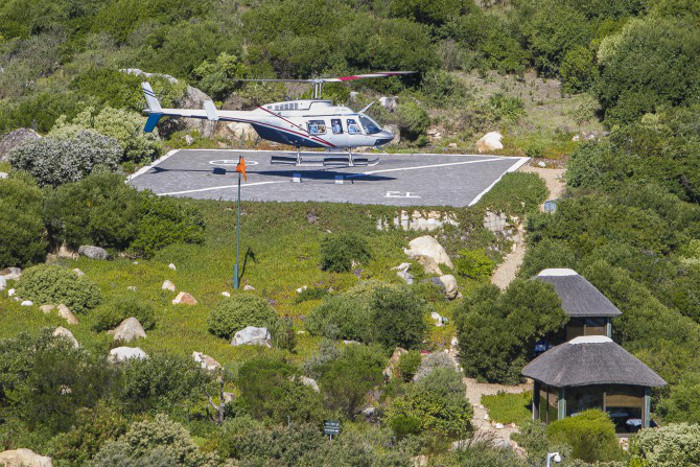 Helicopter NAC 12 apostles