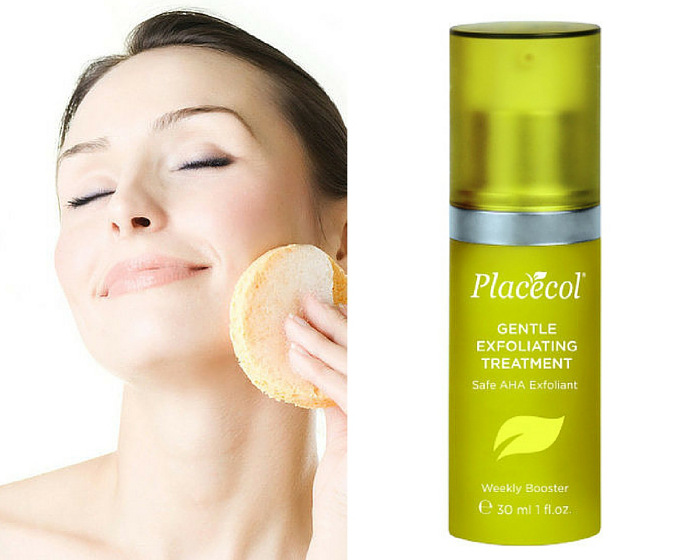 Placecol Gentle Exfoliating Treatment
