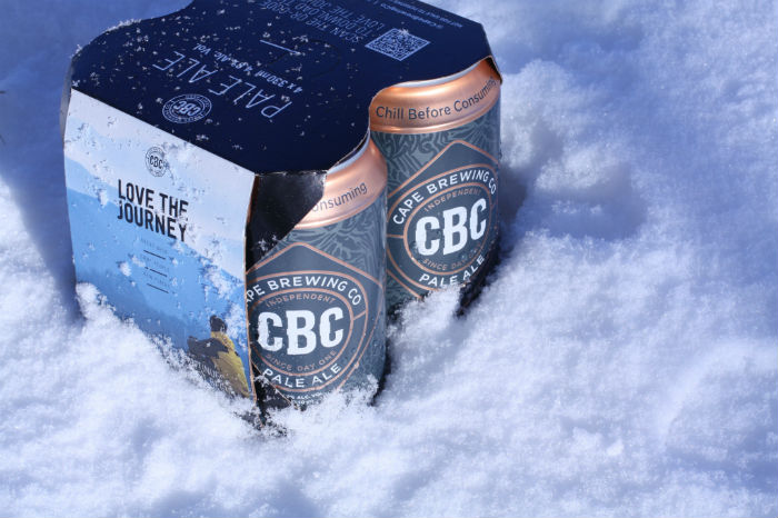 CBC Pale Ale Can