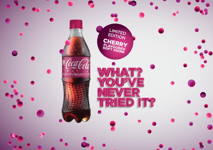 Cherry Coke South Africa