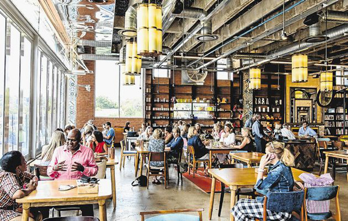 We Find Out If Eb Social Kitchen Bar In Joburg Is Worth