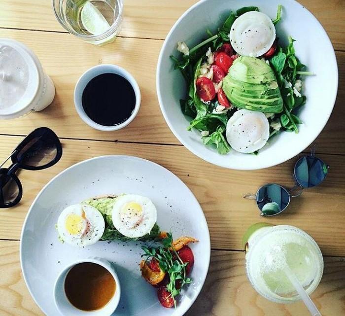 Nu Health Food cafe
