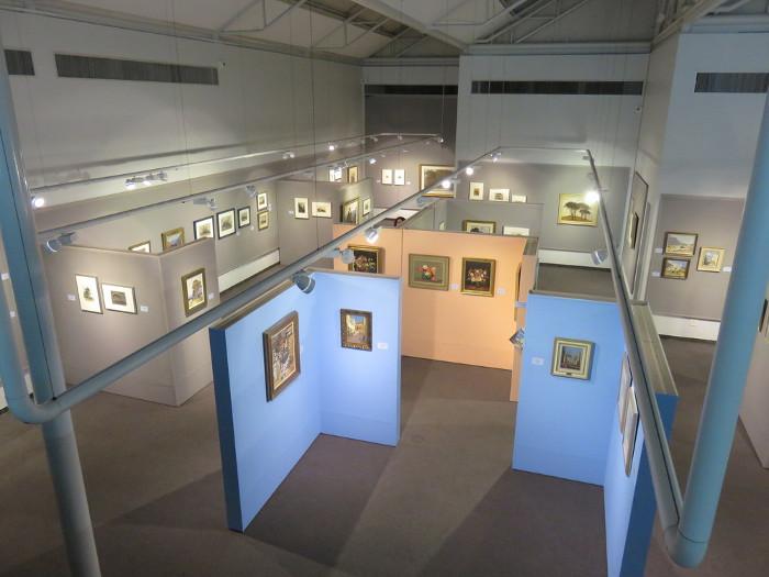 sanlam art gallery