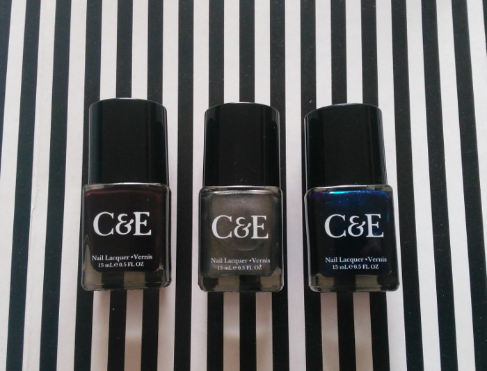 Crabtree and Evelyn polish