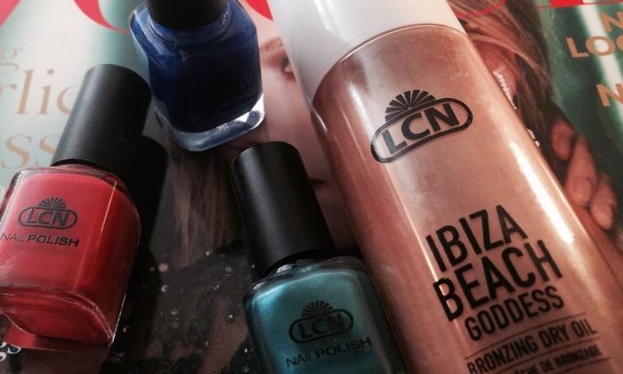 LCN Bronzing dry oil