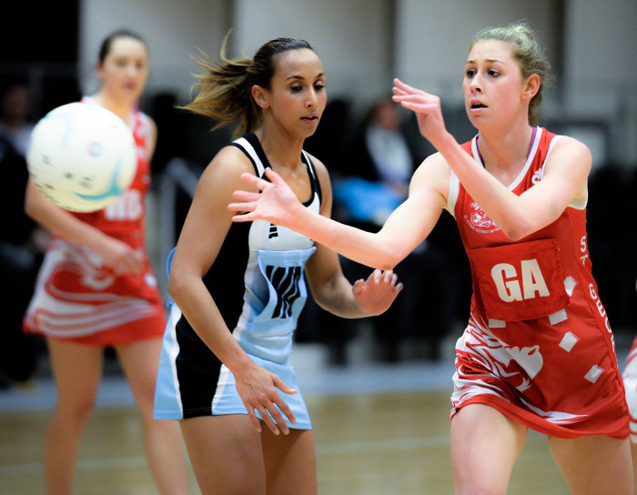 Back to Netball Cape Town