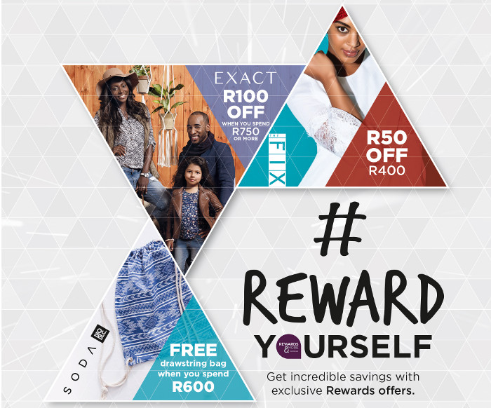 TFG Reward Yourself