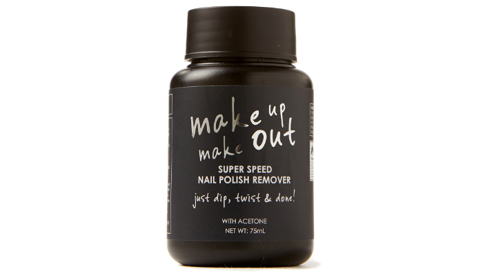 Factorie Make Up Make Out Nail Polish remover